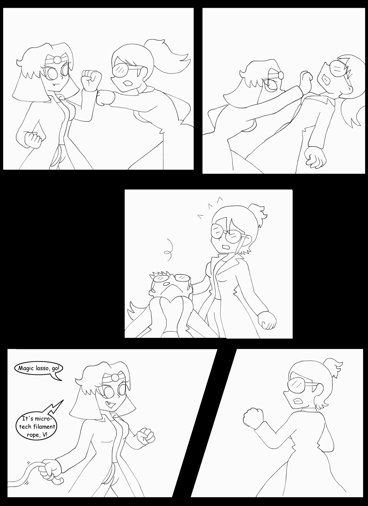 V vs IQ Part 8 Page 4