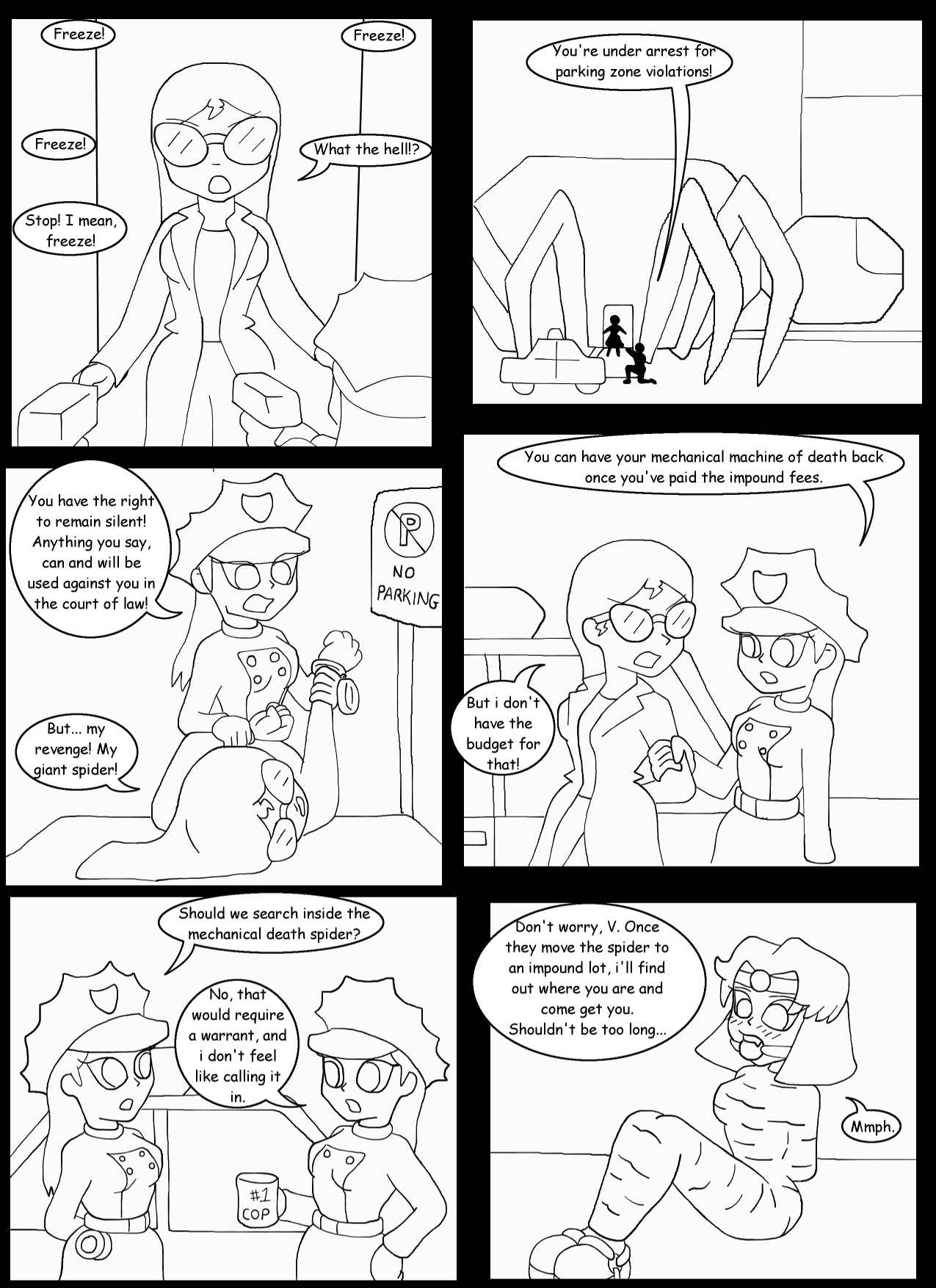 V vs IQ Part 11 Page 5